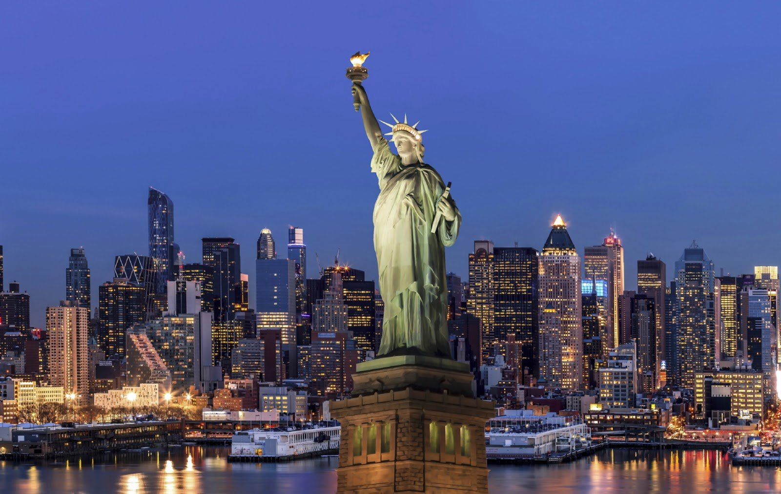 New York une des plus belles villes du monde