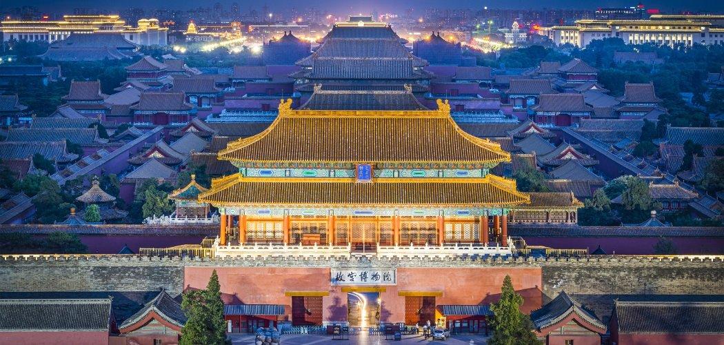 Pékin beauté traditionnelle et futuriste