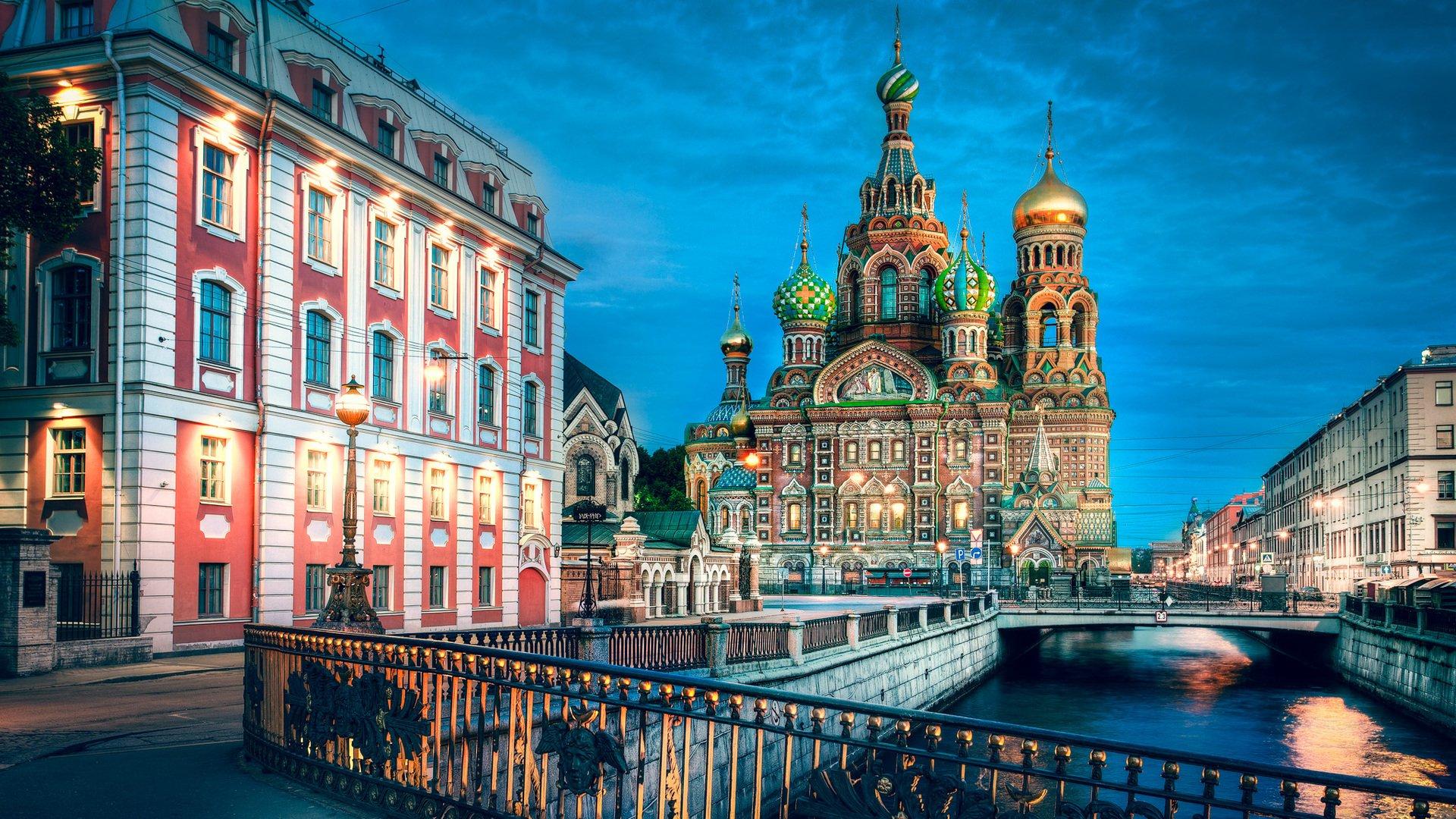 Saint-Pétersbourg merveille russe