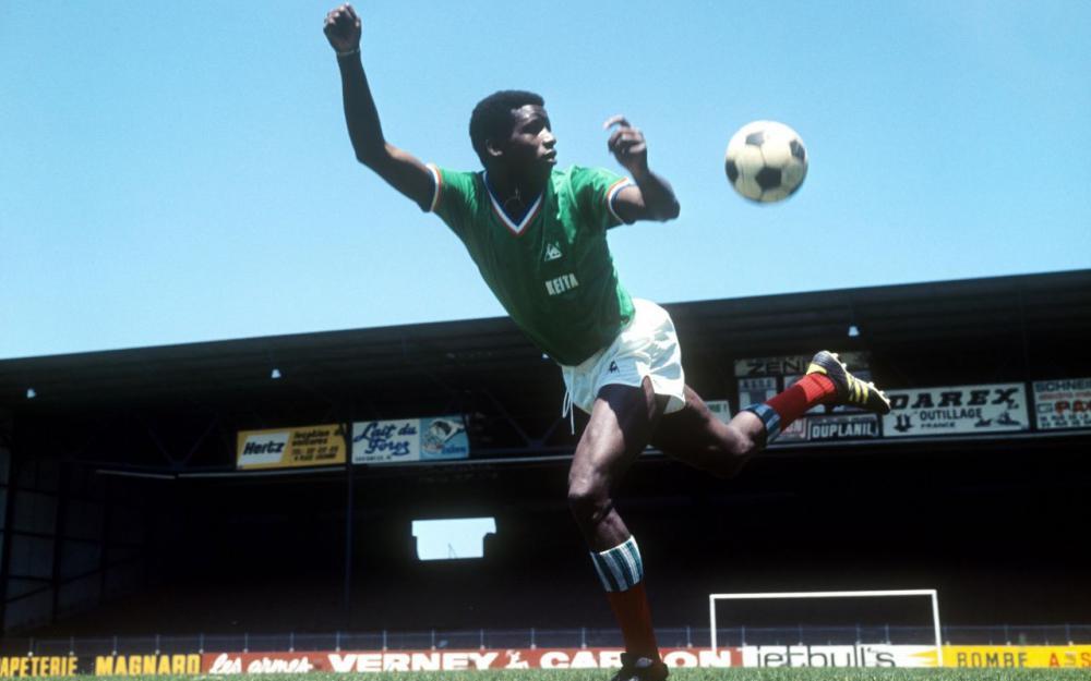Salif Kéita plus grands joueurs africains de l'histoire