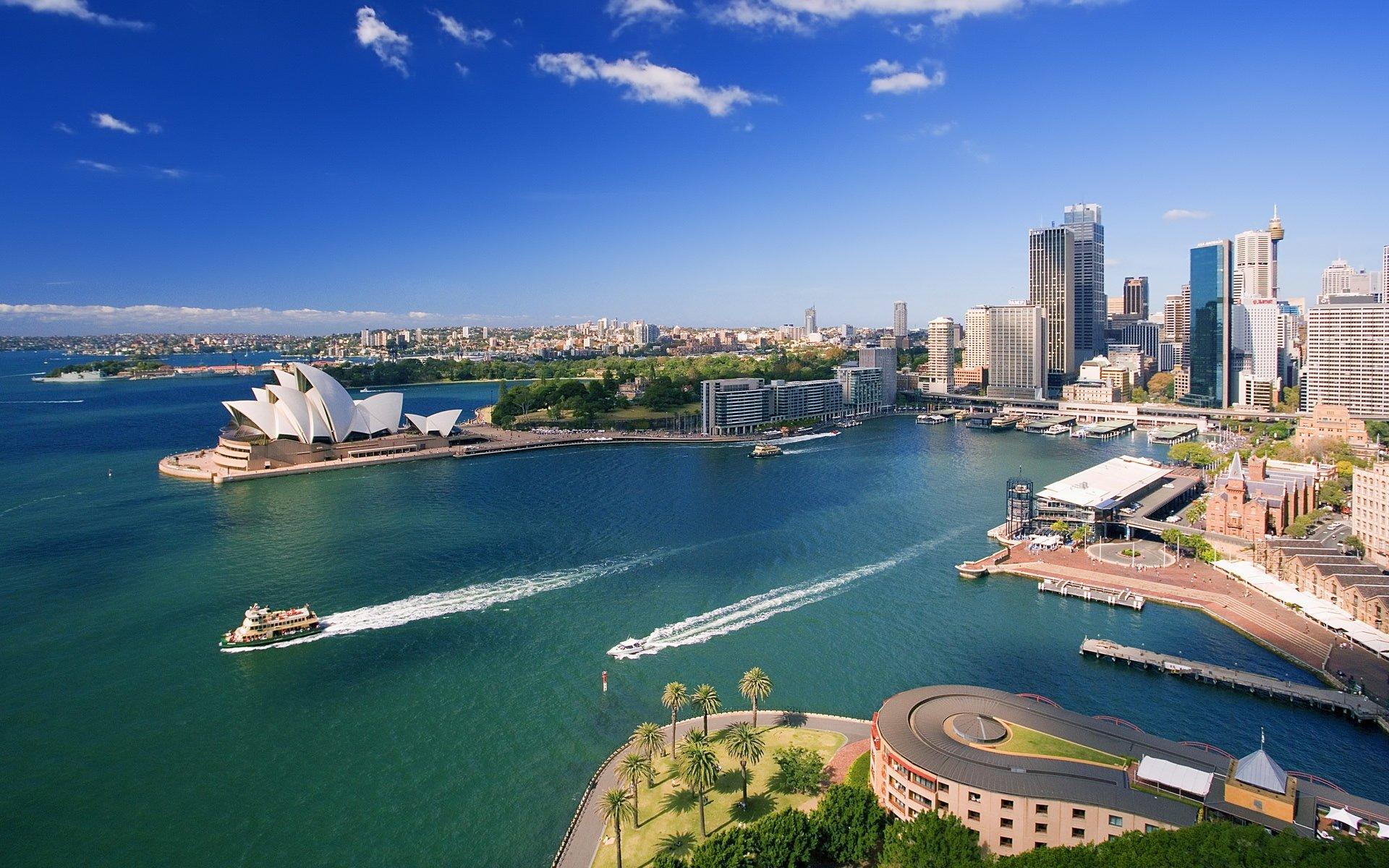 Sidney beauté australienne