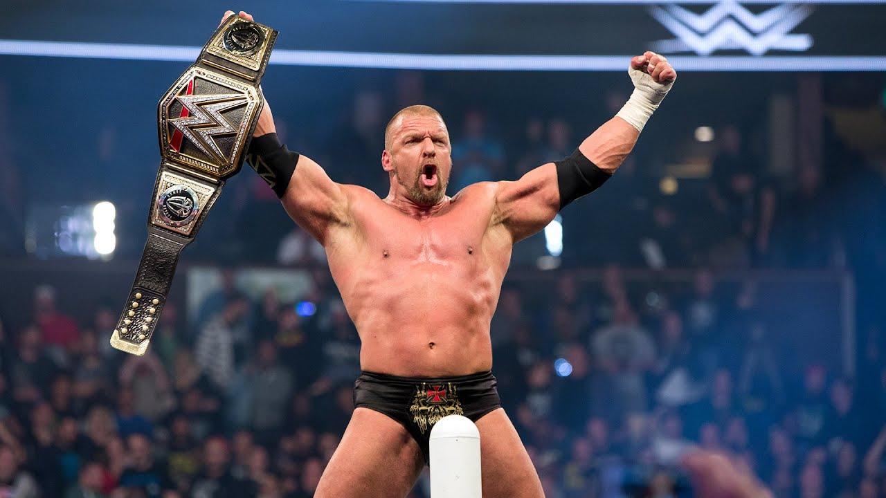 Triple H catcheurs wwe avec les plus gros salaires 2019