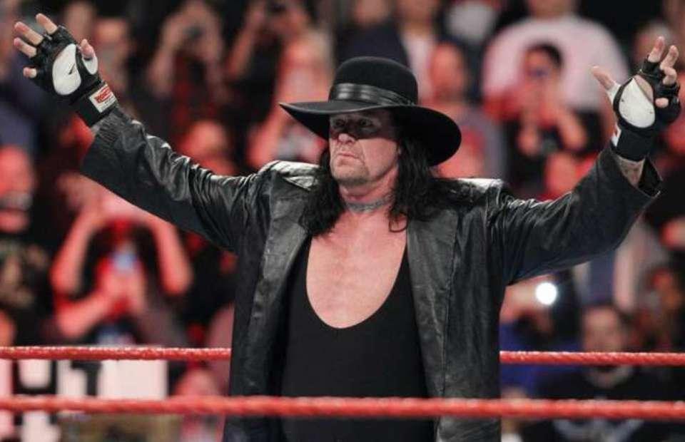 Undertaker catcheur wwe salaire élevé