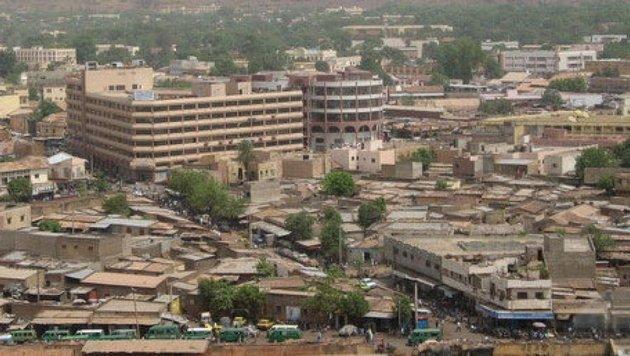 bamako vu du ciel