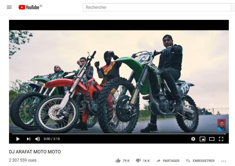 arafat moto moto