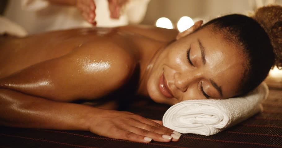 huile pour massage intime