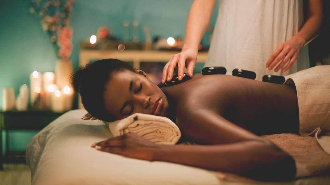massage ambiance sensuelle