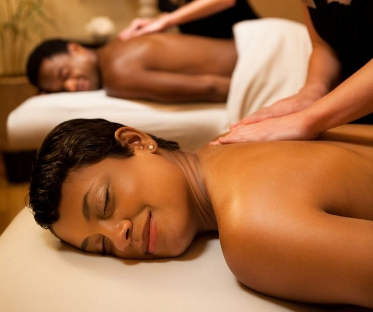 massage sensuel pour couple