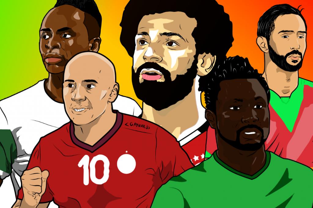 top 10 meilleures équipes africaines football tous les temps