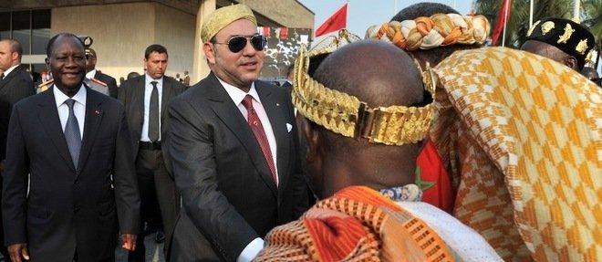 mohamed VI 6 Africain