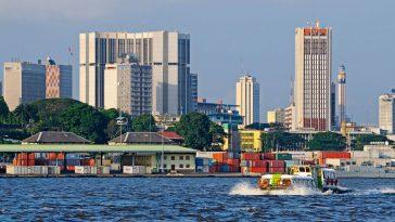 Abidjan bateau bus