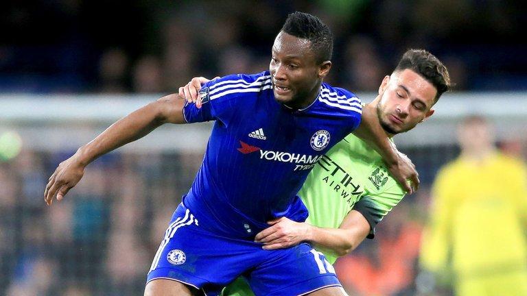 John Obi Mikel, Chelsea FC