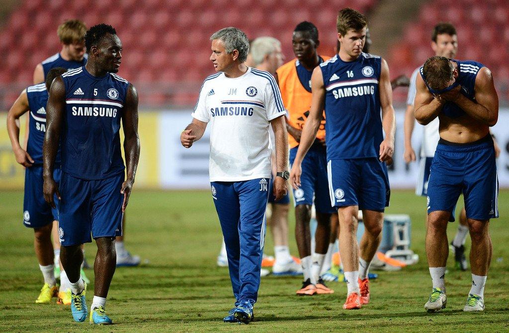 Michael Essien, Chelsea FC