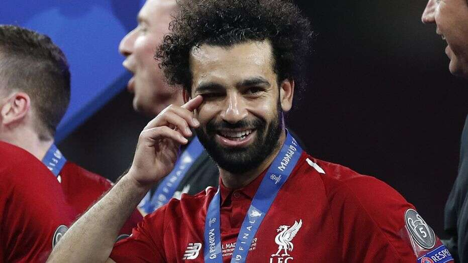 Mohamed Salah, nouveau footballeur africain qui a remporté ligue des champions