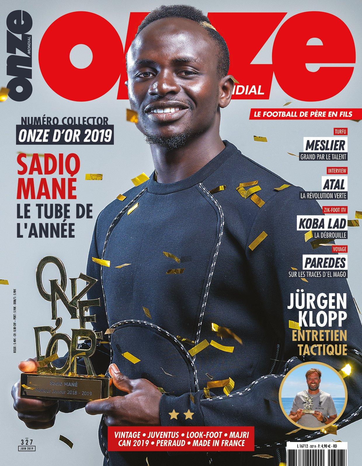 Onze-Mondial-Magazine-Juin-327-sadio mané