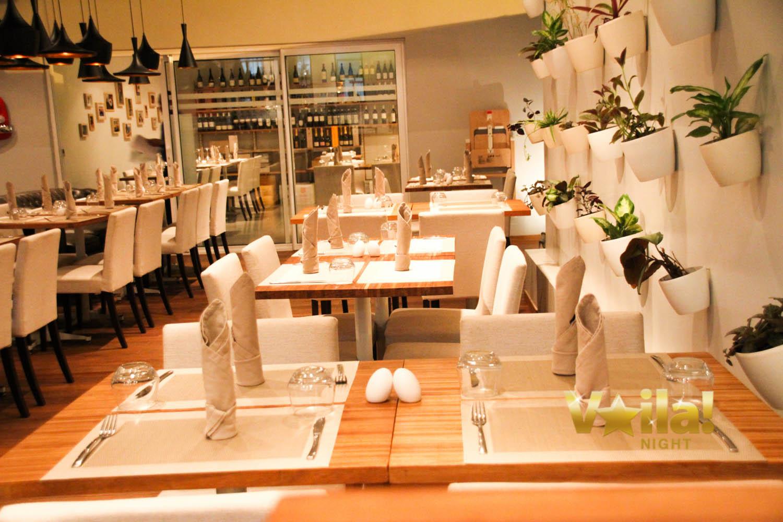 Restaurant d'Vins