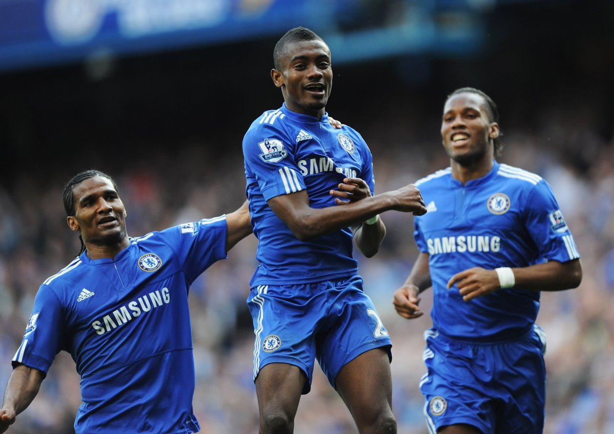 Salomon Kalou, Chelsea FC
