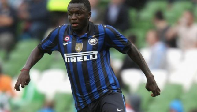 Sulley Muntari, Inter Milan