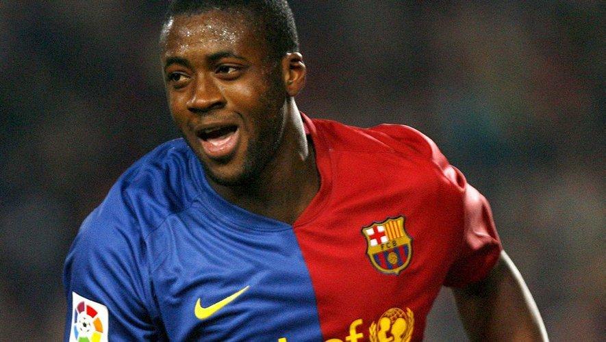 Yaya Touré, FC Barcelone