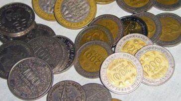 pièces fcfa
