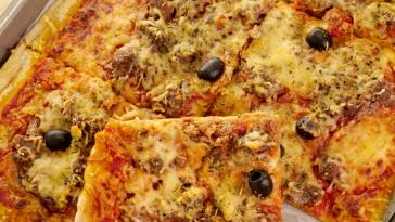 pizza fait maison recette