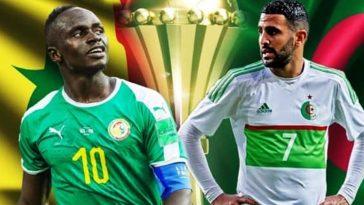 Algérie-Sénégal