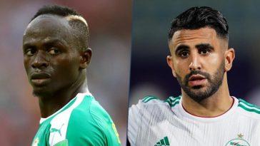 Algérie Sénégal can 2019