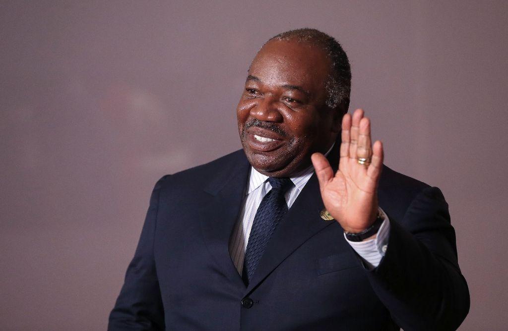 Ali Bongo Odimba magistrat suprême