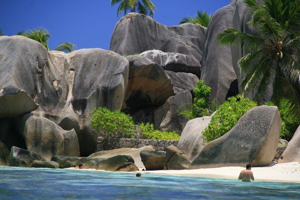 Anse Source d'Argent - Seychelles