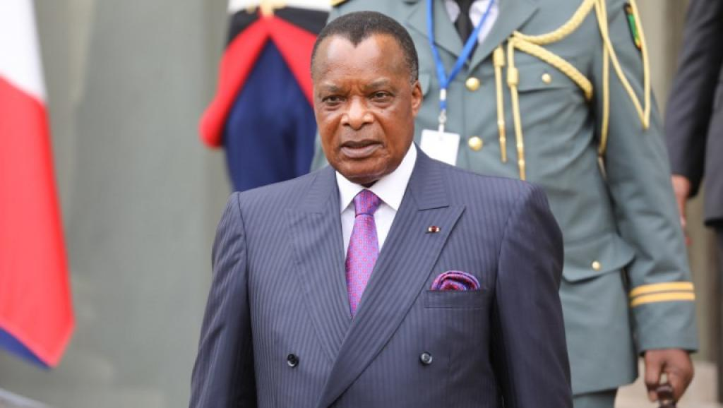 Denis Sassou Nguesso au pouvoir