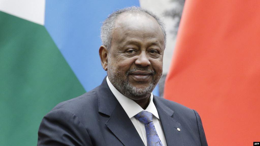 Ismaïl Omar Guelleh chef suprême