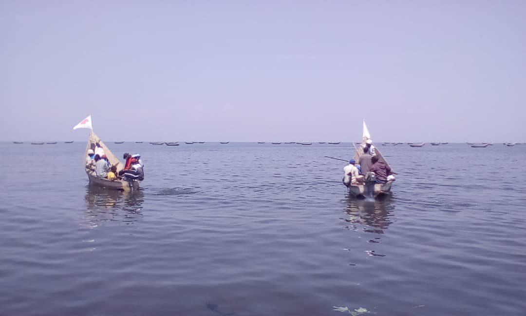 Lac Édouard - Ouganda