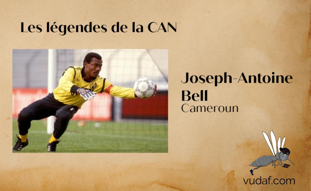 Legendes can Joseph-Antoine Bell