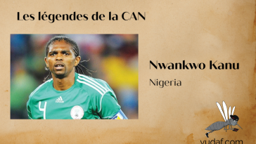Legendes can Nwankwo Kanu