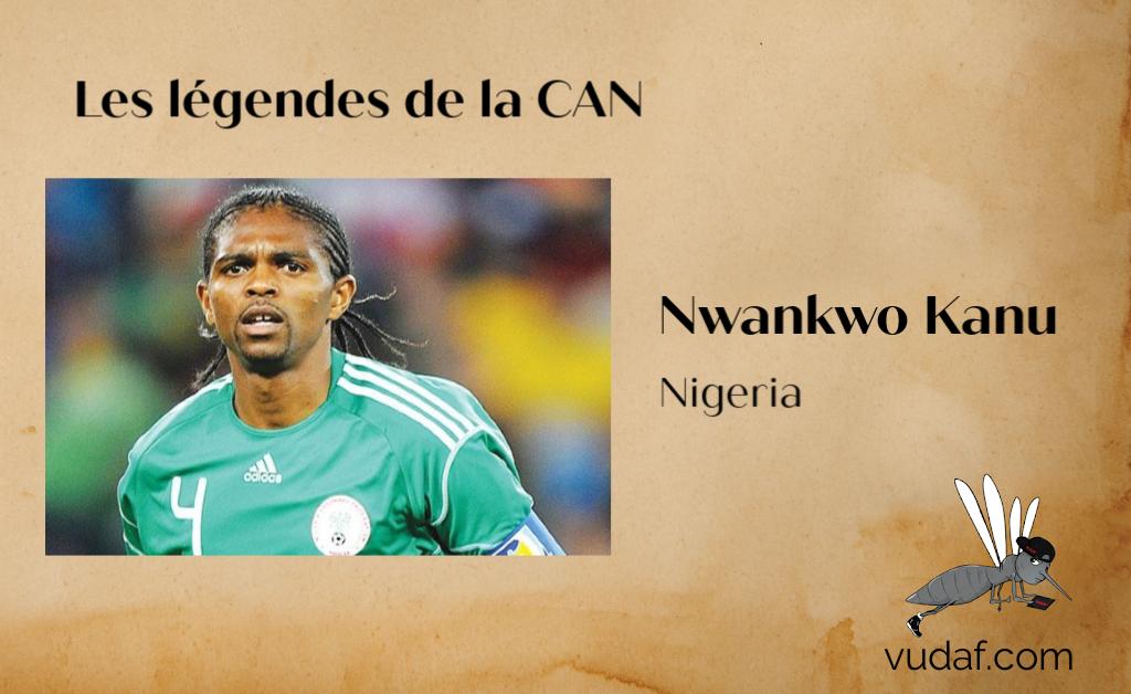 Legendes can Nwankwo Kanu