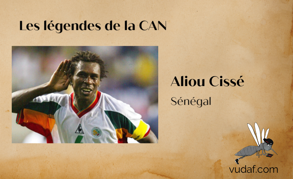 Legendes can aliou cissé