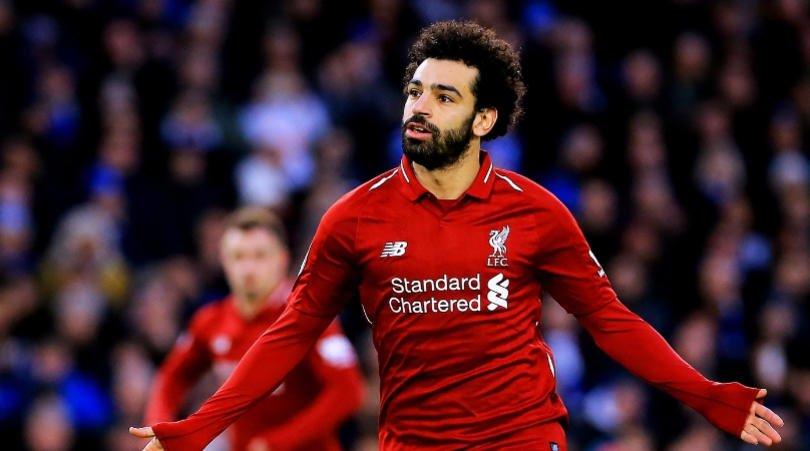 Mohamed Salah joueurs africains de football à suivre 2019-2020