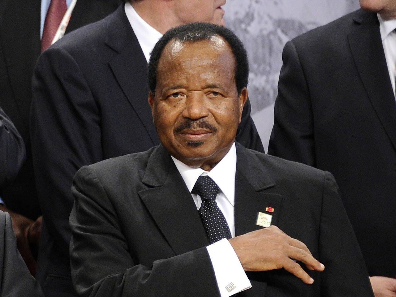 Paul Biya le plus vieuc des présidents africains