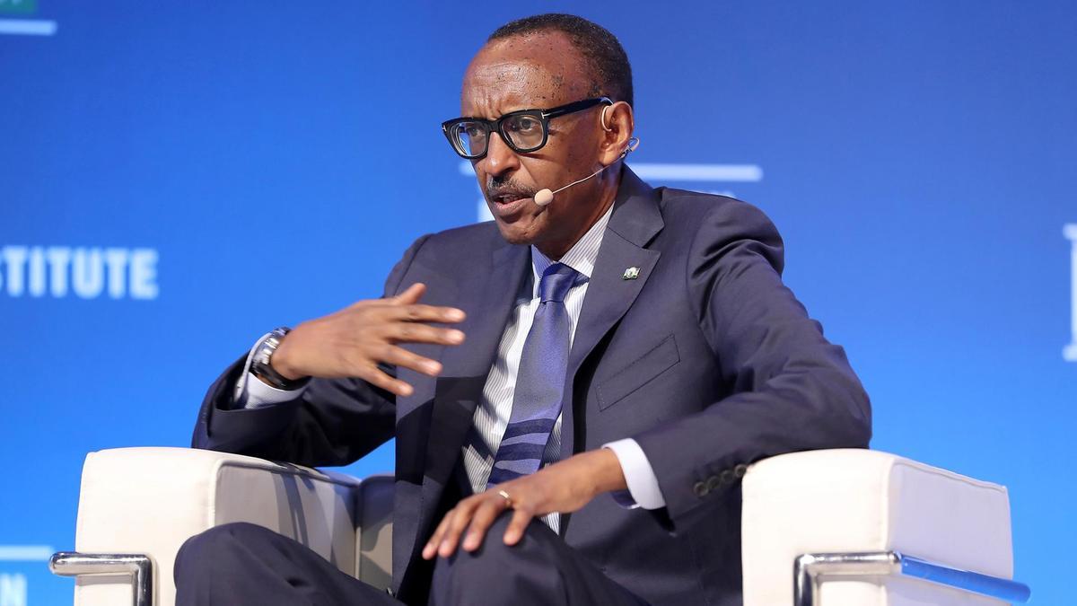 Paul Kagame président africain 2.0