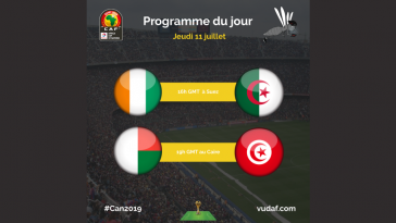 Programme CAN 1_4FINALE 2
