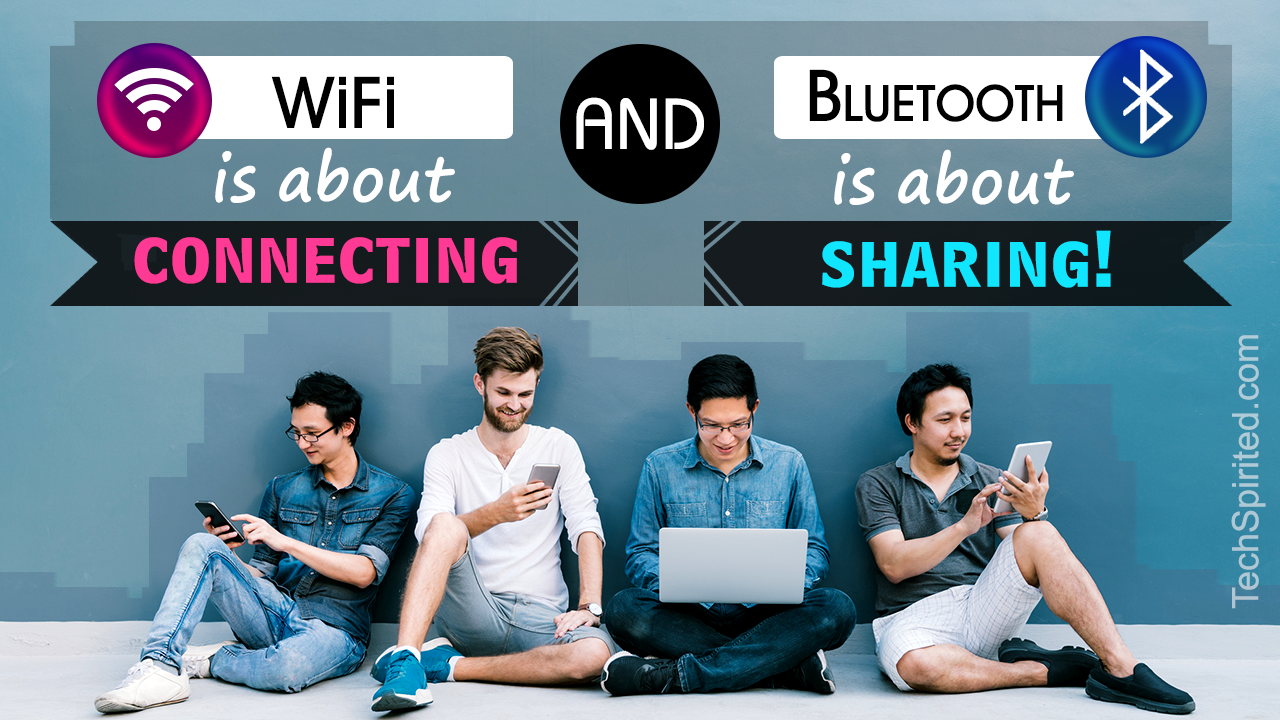 Wi-Fi et Bluetooth