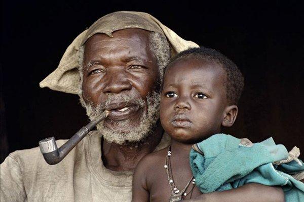 afrique-vieux-et-petit-fils