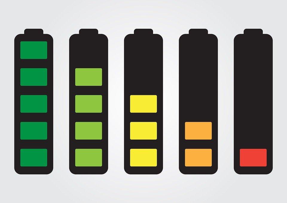 autonomie de la batterie