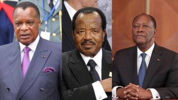 présidents africains secrets de jeunesse