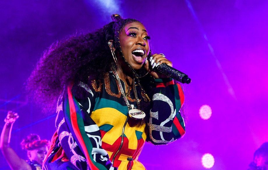 Missy Elliott gloire rap