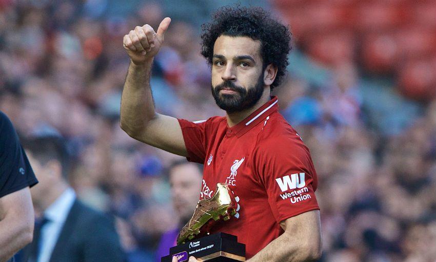 Mohamed Salah valeur transfert