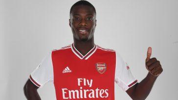 Nicolas Pépé footballeurs africains les plus chers de l'histoire