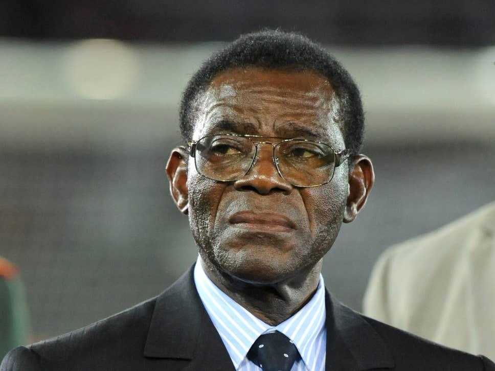 Teodoro Obiang