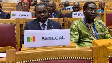 ministre du tourisme senegal OMT