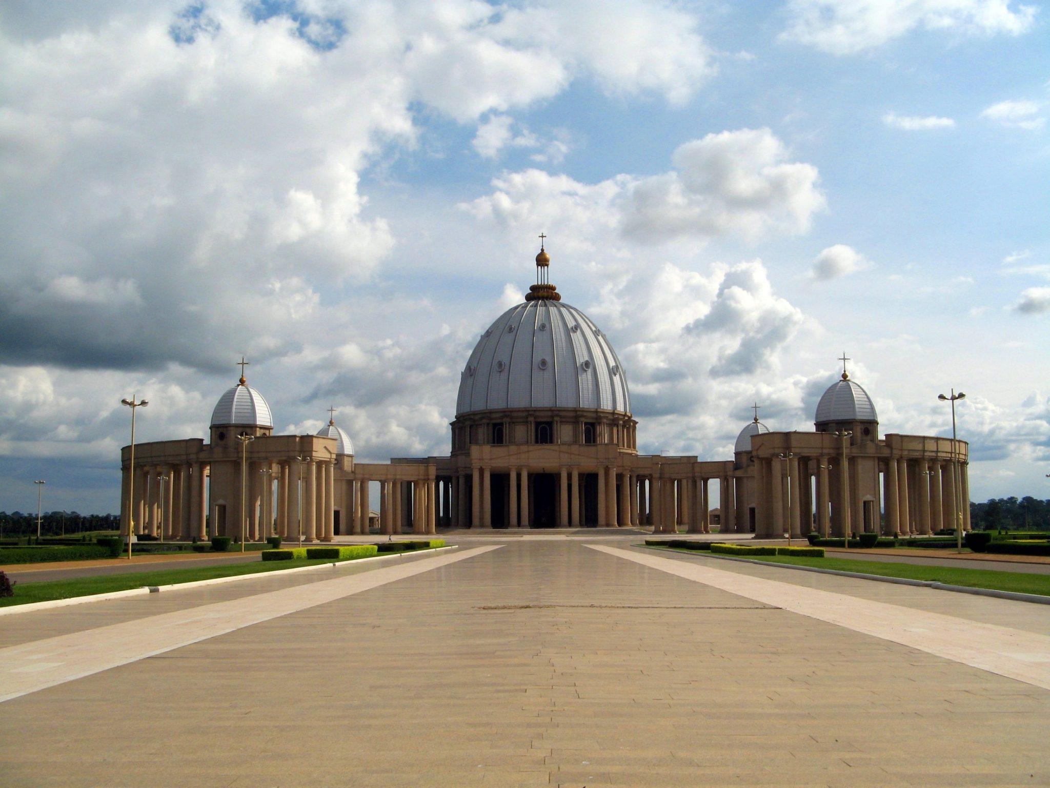 La Basilique Notre Dame de la paix